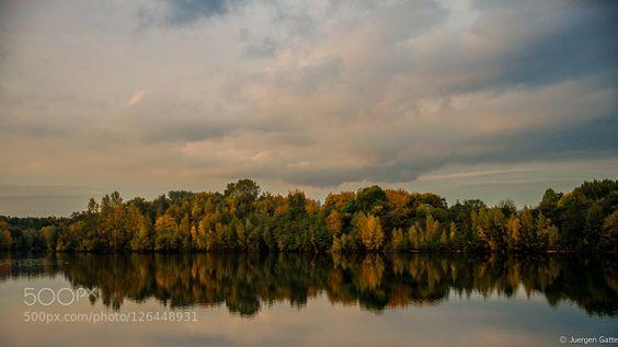 Herbst in Duisburg Serm