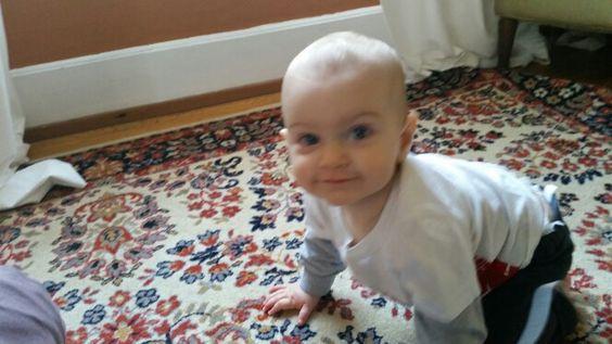 Q at Sara ' s  9 months