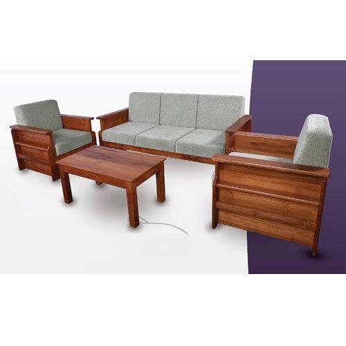 Teak Wood Sofa Set Kerala Models In 2020 Wood Sofa Sofa Set Teak Wood