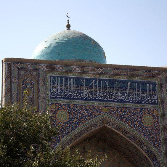 Samarkand tour - Khoja Ahrar Ensemble #Samarkandtour
