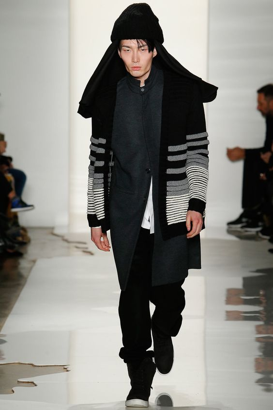 Public School Fall 2014 Menswear Fashion Show