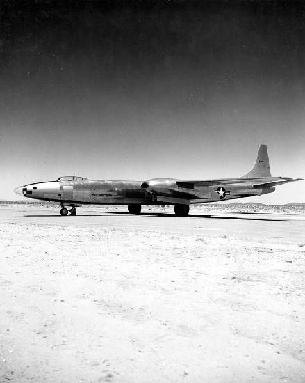 https://flic.kr/p/7WVtH5 | Convair : XB-46 : | Catalog #: 00010692 Manufacturer: Convair Designation: XB-46 Official Nickname:  Notes:  Repository: San Diego Air and Space Museum Archive