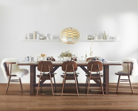 Straks Dining Table From Dania Furniture Co Dining