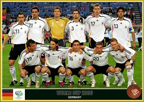 Fan Pictures 2006 Fifa World Cup Germany Germany Team World Cup Germany