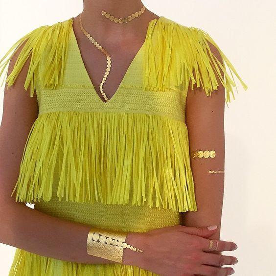 modaoperandi:  The hottest accessory for the summer is a #ModaInk tattoo! moda.cm/modaink