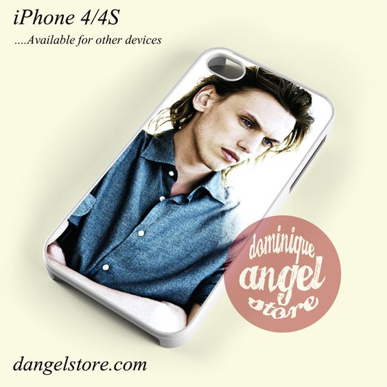 Jamie Campbell Bower Cool Phone case for iPhone 4/4s and another iPhone devices