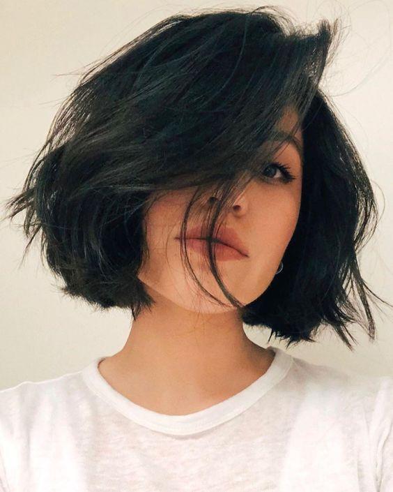 Pin Su Cut Color Hair