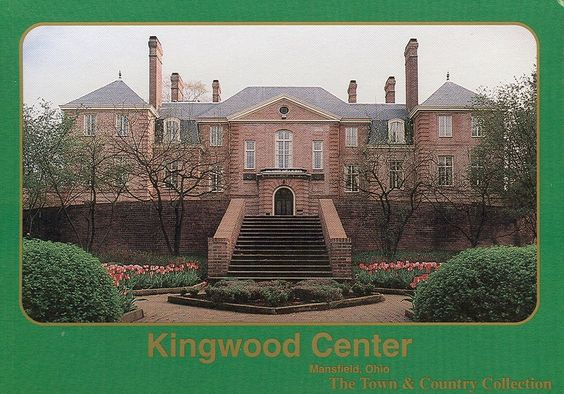 Mansfield, Ohio  King wood center. Even as children my sister and I would ask mom to take us here. So beautiful