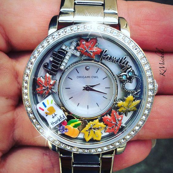welcome november origami owl signature locket watch add