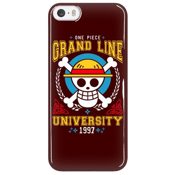 Grand Line University Phone Case LIMITED EDITION