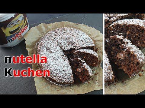 Nutella Kuchen Backen Brownie Nutella Kuchen Schnell Einfach Absolute Lebenslust Nutella Kuchen Backen Nutella Kuchen Kuchen Ohne Backen