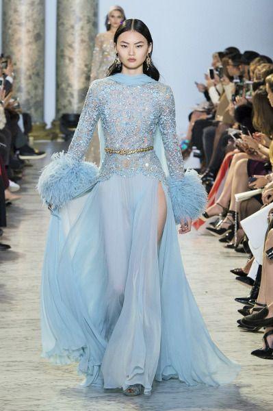Elie Saab Haute Couture Spring / Summer 2017