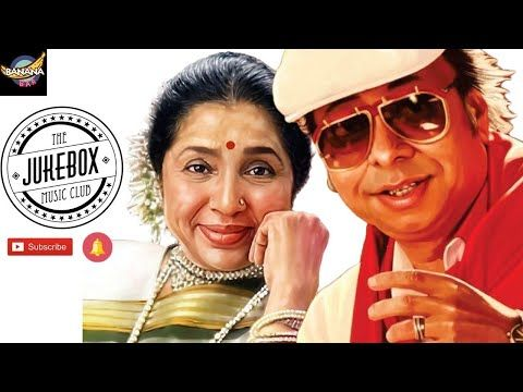 Asha Bhosle Sings For R D Burman Evergreen Classic Video Jukebox Popular Romantic Songs Youtube In 2020 Romantic Songs Classic Video Songs
