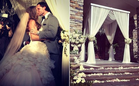 Kara Keough From Real Housewives of Orange County Got Married (See The Photos!)   Photo by: Instagram.com/karakeoughboz   TheKnot.com