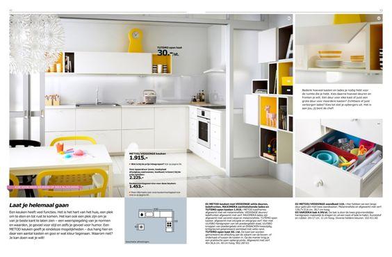 Muebles altos y alargados. Keukens&Apparatuur