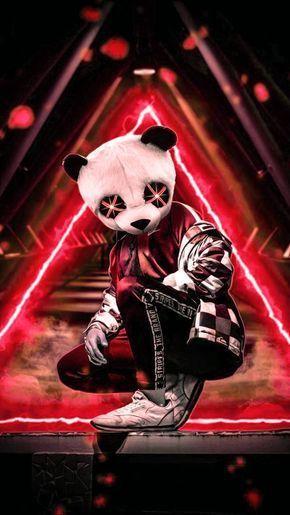 Download Neon Panda Wallpaper By Efeyildirim Ff Free On Zedge Now Browse Millions Of Popular 4 In 2020 Panda Wallpapers Cute Panda Wallpaper Cartoon Wallpaper Hd