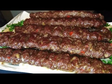 How To Make Rissole الطريقة التركية لعمل كفتة الحاتى Youtube Egyptian Food Confort Food Cooking Recipes