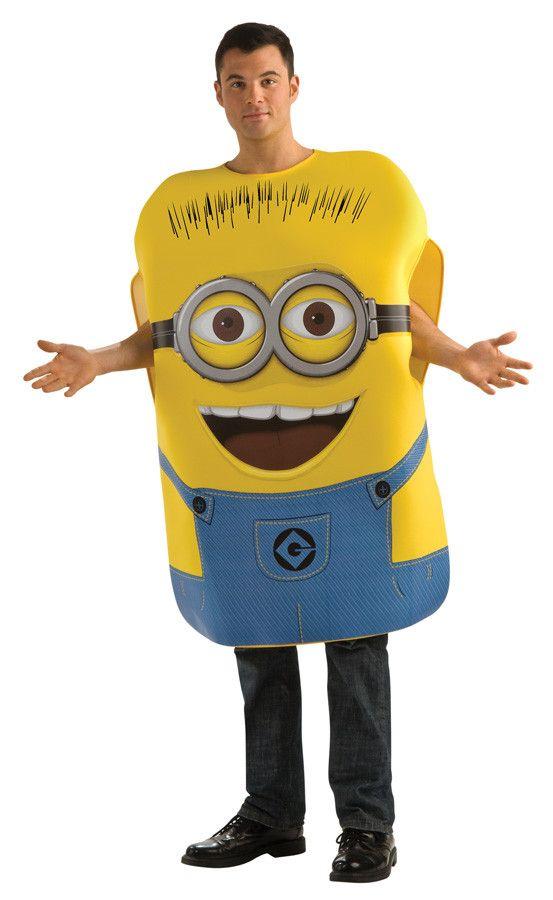 Despicable Me Minion Jorge Costume Adult