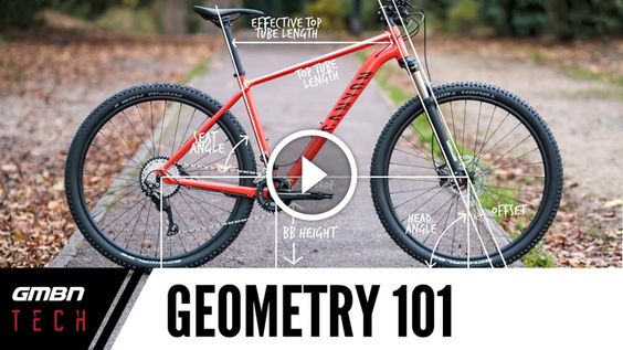 Watch A Complete Guide To Mountain Bike Geometry And How It Affects Your Mtb Singletracks Mountain Bike News Mountain Biking Mountain Biking Gear Bike News