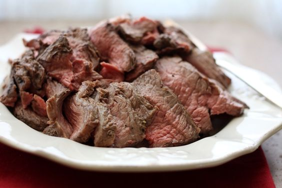 Paleo+Perfectly+Simple+and+Sliceable+Crock+Pot+Roast+Beef