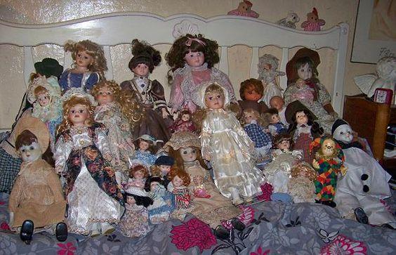 autres poupées.. et autres collections
