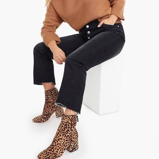 J.Crew Womens Sadie Ankle Boots In