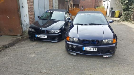 BMW 320d   BMW 325ci