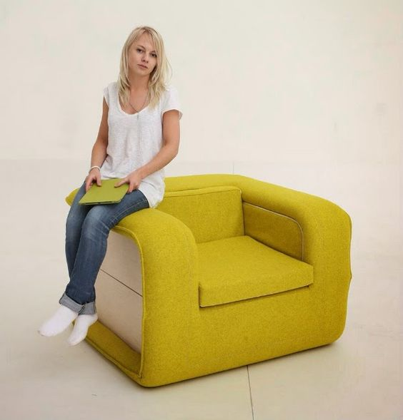 flOP - Multifunctional Arm Chair | Spicytec