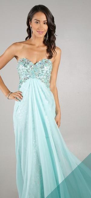 Sexy Sleeveless Floor Sweetheart A-Line Evening Dress bestlovedresses41520 #promdress