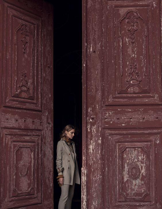 Vogue Portugal August 2017 Fernanda Liz by Frederico Martins