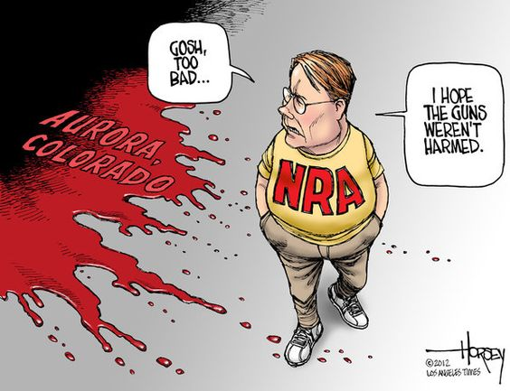 The NRA and the Colorado theater massacre via @latimes #njpoet