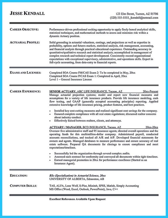 Most people think working as a bartender is awesome If you think - database architect resume