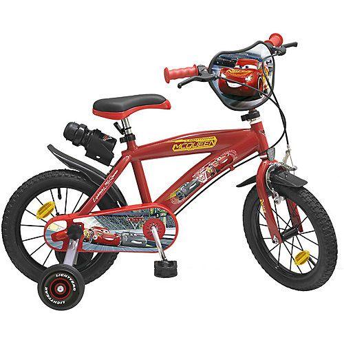 fahrrad kinderfahrrad disney cars mcqueen kinder rad