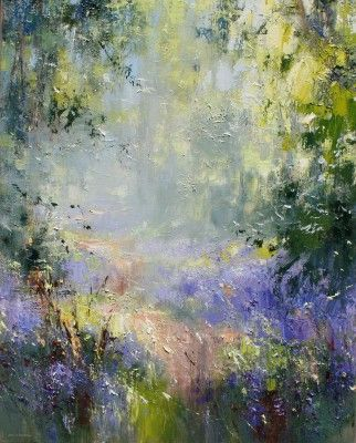 Rex PRESTON - Spring Woodland