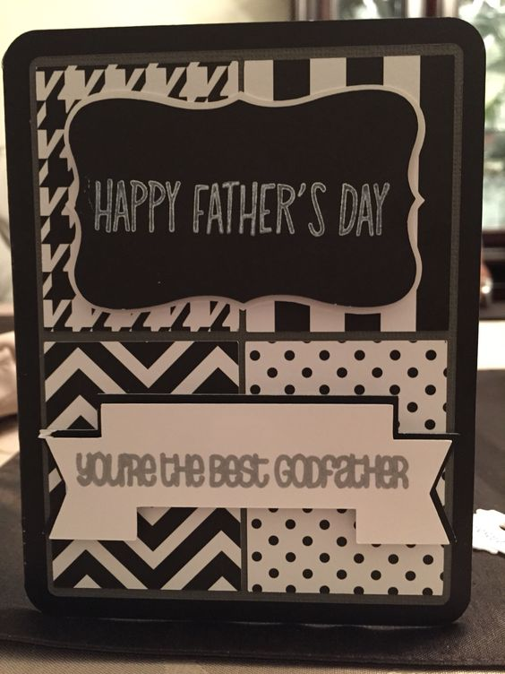 Father's Day card for Godfather