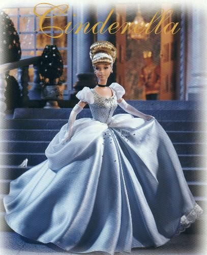 cinderella barbie -