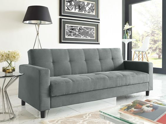 Upholstery Living Room Sofa And The Grey On Pinterest