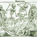 Danse des Morts, Hans Holbein le Jeune, 1491