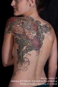 Tattoos | Portfolio Categories | Philip David Holt