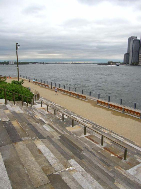brooklyn bridge park granite prospect - Google Search