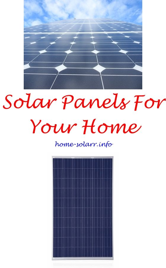 How To Connect A Solar Panel To Your House Solar Power House Passive Solar House Plans Solar Panels Roof