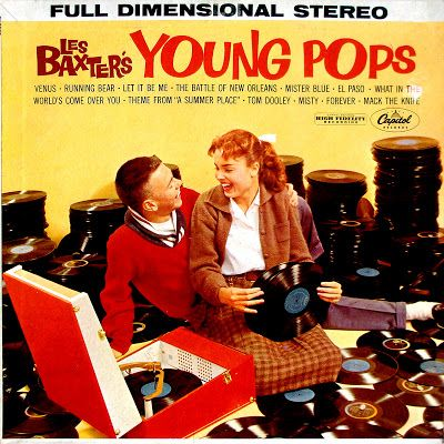 Lounge Legends: Les Baxter: Young Pops (1960)