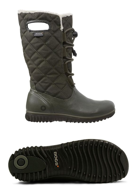 Pin for Later: Keep Fit All Year Long With Our January Must Haves Bogs Winter Boots