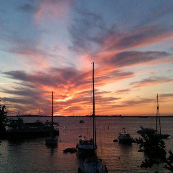 A gorgeous night on Herm island
