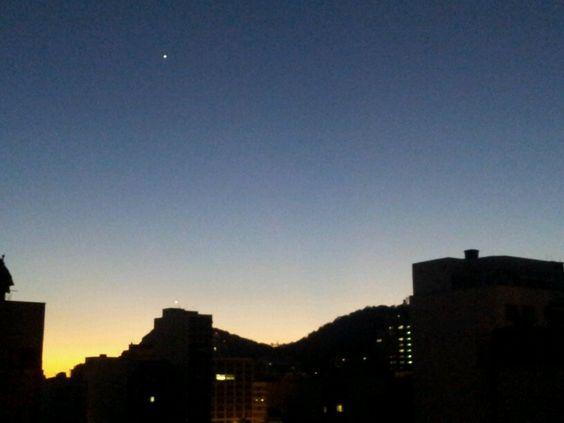 Lindo amanhecer...