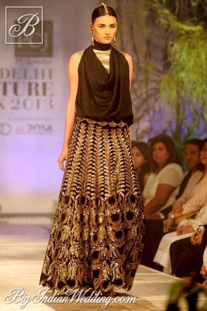 anamika khanna designer lehenga collection delhi couture