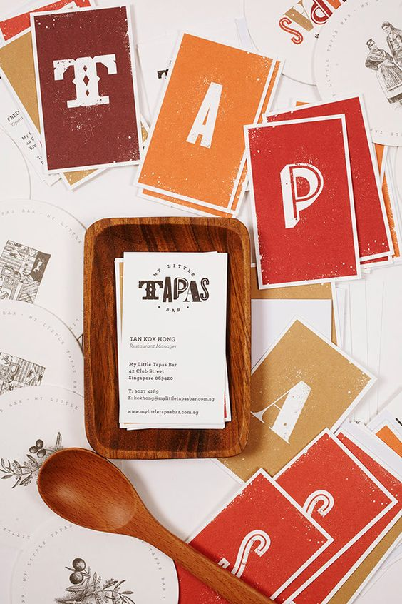 My Little Tapas Bar by Darling Visual Communications DVC