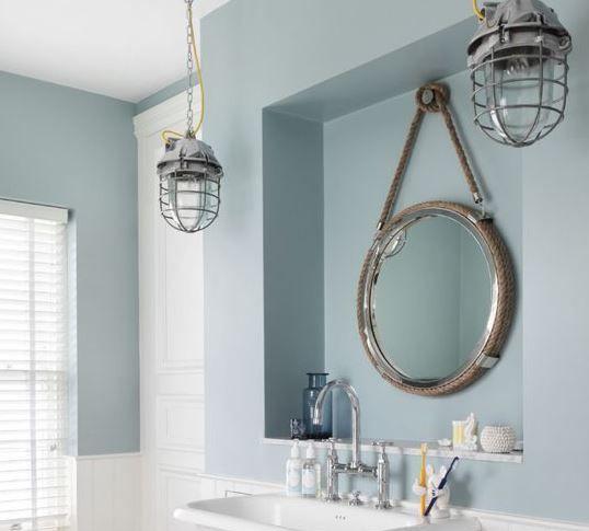Nautical Bathroom Decor, Nautical Bathroom Lights