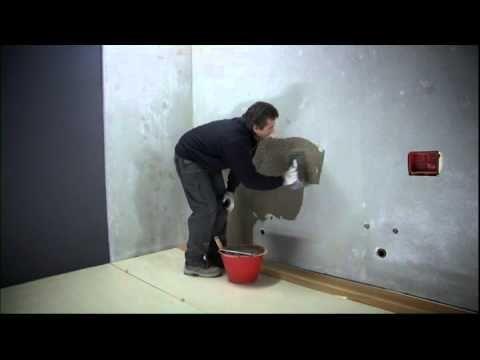 Kerlite 3mm 300 100 Cm Pose Sur Mur Interieur Crepi Mur Interieur Crepi Interieur Travaux Renovation