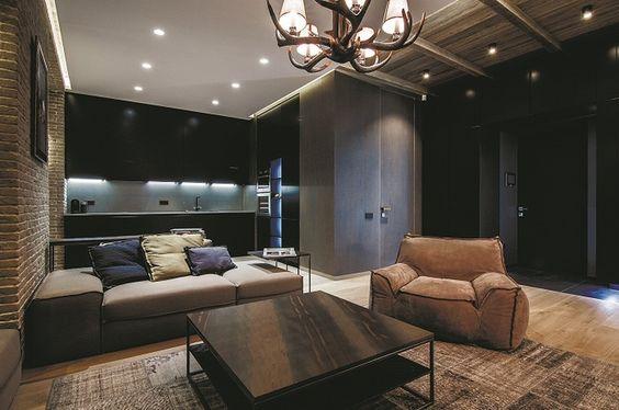 Эта квартира для творческой личности расположена в самом сердце Киева http://bit.ly/28NClOe